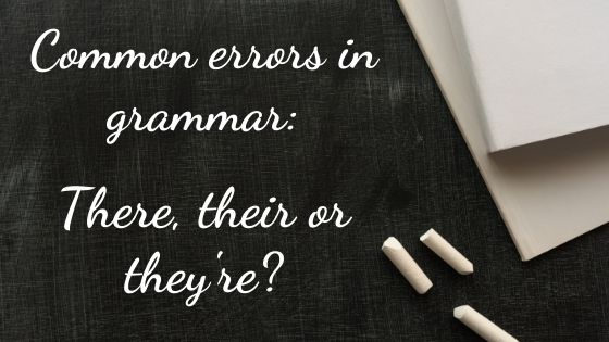 Blog - Common errors in grammar