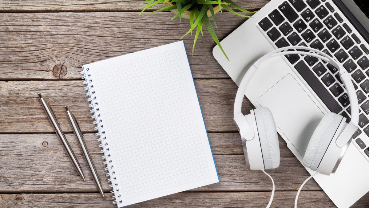Blog - Everyone needs a notepad