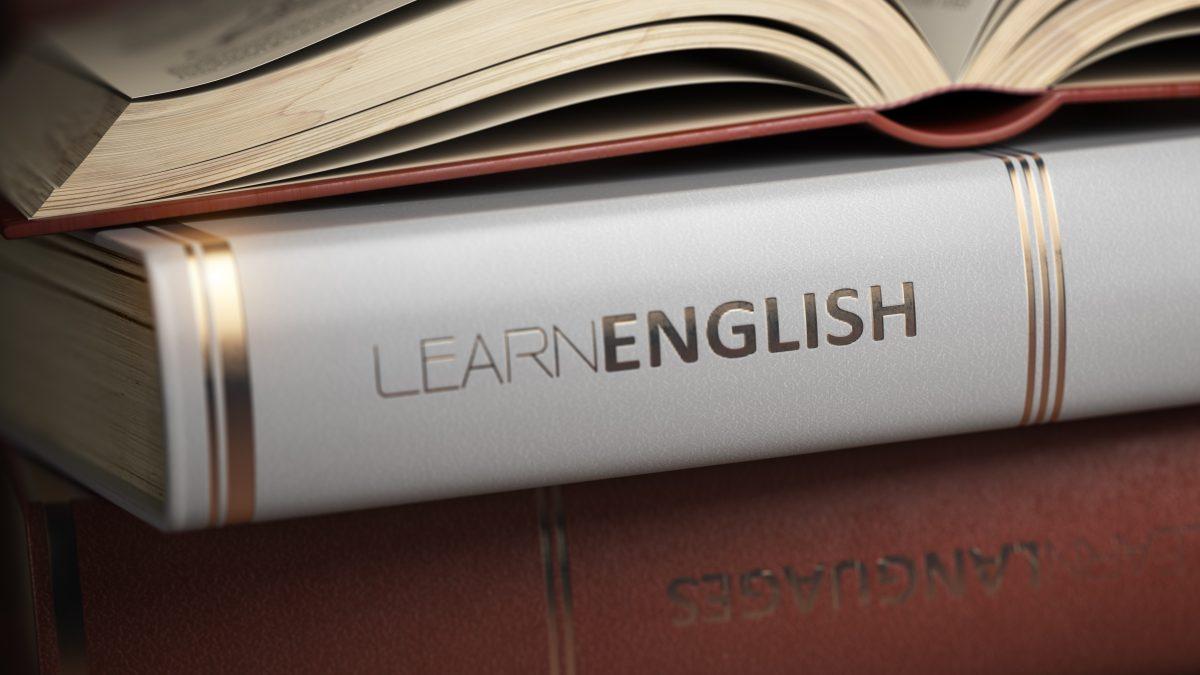 First blog post English textbook