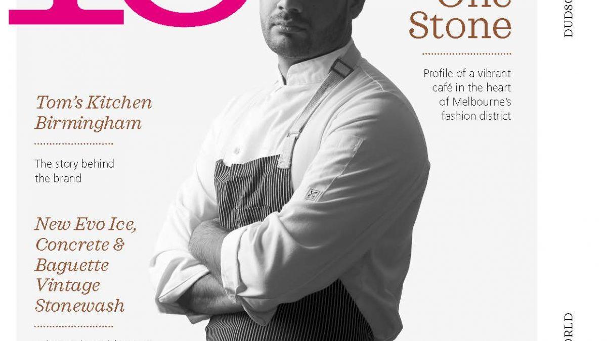 Dudson 18 Magazine 1st Edition